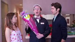 Drew Gehling and Margo Seibert Celebrate Valentine's Day Shamelessly with RACKET