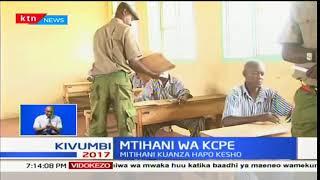 Waziri wa Elimu Fred Matiang'i asema mtihani wa KCPE na KCSE utaendelea bila tashwishi lolote