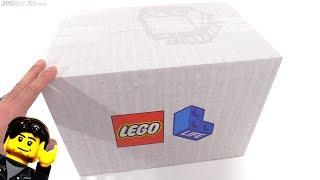 LEGO Life Master Builder box, unboxed! 📦