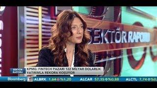 Sinem Cantürk, BloombergHT Sektör Raporu