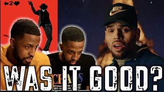 "CHRIS BROWN ""BACK TO LOVE"" OFFICIAL MUSIC VIDEO 