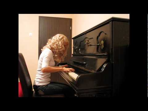 KORYNA( Piano) - Father today we pray.avi