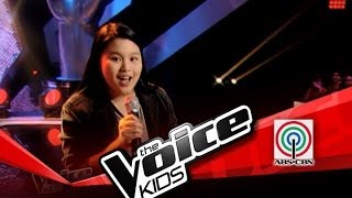 "The Voice Kids Philippines Blind Audition ""Killing Me Softly"" Edray"