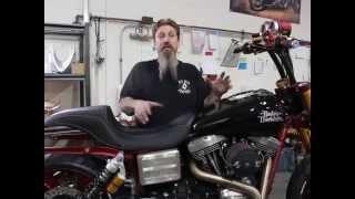 BBC Harley Davidson Dyna Makeover For Hot Bike 2015 Tour