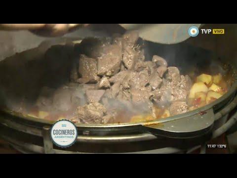 Álvaro visita Belloq y su gastronomía vasca
