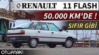 Renault 11 Flash | 50.000km'de ! Müzelik