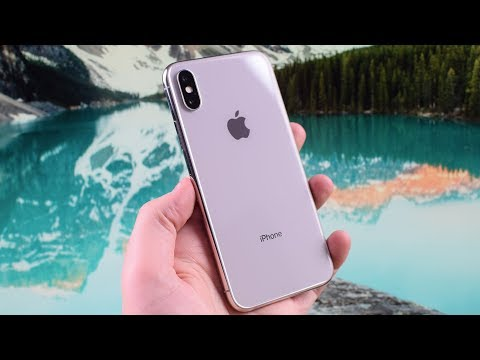 Using My iPhone X Caseless For Over a Week!