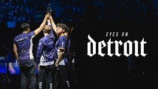 Eyes on Detroit | 2019 LCS Summer Finals (Team Liquid vs Cloud9)