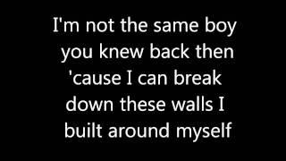 Walls All Time Low lyrics