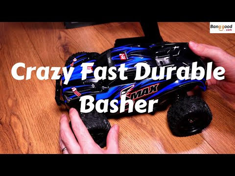 REMO 1635 1/16 2.4Ghz 50km/h 4WD Brushless Truck Full Review