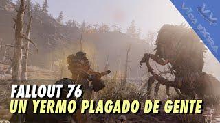 Fallout 76 - Dos horas de la beta cerrada para Xbox One