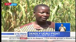 Man kills his father over ugali in Sivende village Kakamega county