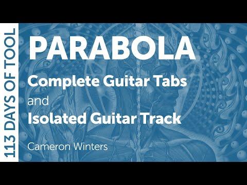 Tool - Parabol / Parabola - Guitar Cover - 113 Days of Tool