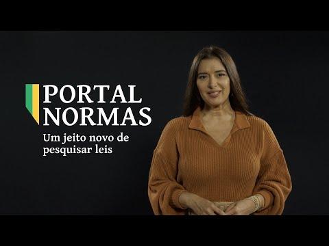 Conheça o Portal Normas