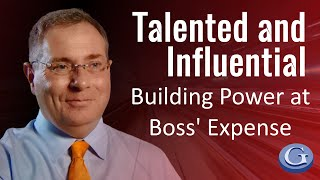 Developing Your Influence While Disagreeing With Boss