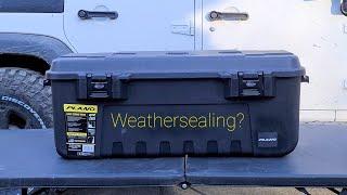 Plano 108qt weather sealing