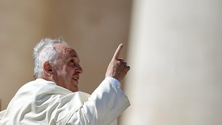 2015 год с Папой Франциском