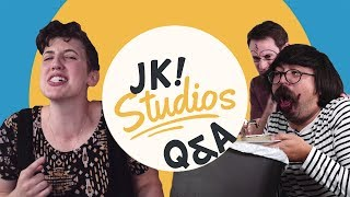 JK! Studios does Q&A challenge about Studio C