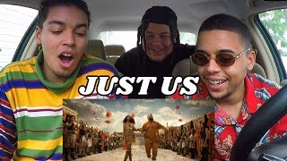 DJ Khaled   Just Us Ft. SZA (REACTION REVIEW)