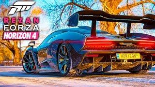 Похоже лучшая аркадная гонка Forza Horizon 4