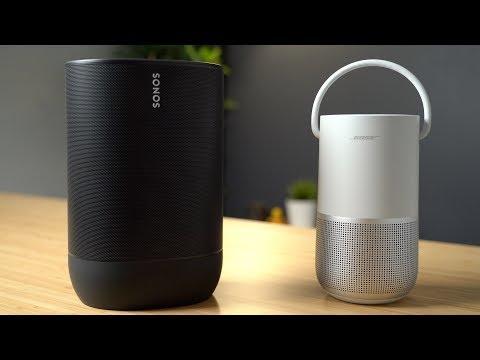 External Review Video SKTL7mZrKYA for Bose Portable Home Speaker