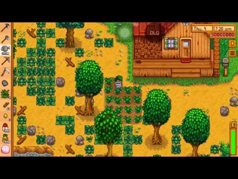Stardew Valley [iOS Version] - How To Have UNLIMITED MONEY