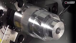 GLS2000 4 Axis CNC Lathe
