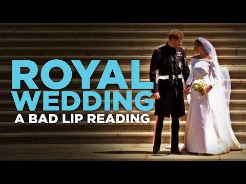 Špatně odezíraná královská svatba