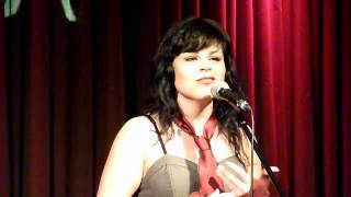 "Behind the Music-al: Katrina Rose Dideriksen - ""Lisa"" by Joe Iconis"