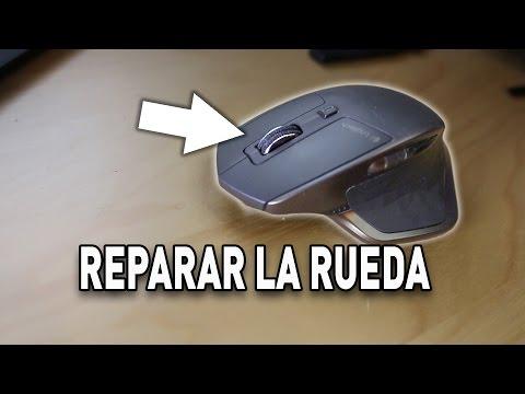 Cómo reparar la RUEDA del MASTER MX