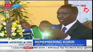 DP Ruto mourns the death of  Bishop Cornelius Korir