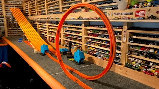 "HOT WHEELS ""HULA HOOP LOOP"" TRACK HACK"