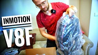2020 InMotion V8F Unboxing + First Impressions