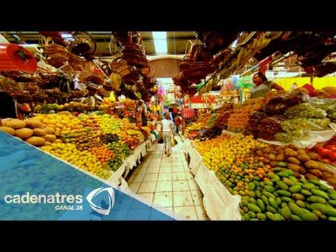 El Mercado de San Juan, DF. De Tour 29/08/15
