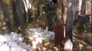 Рейд наркоконтроля в Приморском крае