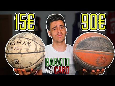 ¿BALÓN CARO O BARATO? ¿CÚAL COMPRAR? | Mis balones de baloncesto