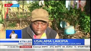 Usalama Laikipia: Wakaazi wataka amani kudumishwa