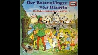 Der Rattenfänger Von Hameln   Märchen Hörspiel   EUROPA