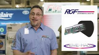 The RGF REME HALO® Whole Home In-Duct Air Purifier Overview With Josh