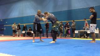 preview picture of video 'Jack Benfield Vs Tyrone Derrick @ Spartan Grapple Challenge 11'
