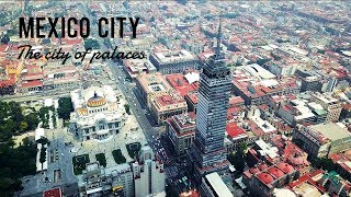 Mexico City • Drone Video