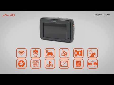 MIO MiVue 733 WIFI/GPS Full HD