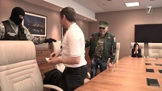 Rutkowski wyrzuca dziennikarza z konferencji prasowej