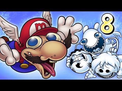 Oney Plays Super Mario 64 WITH FRIENDS - EP 8 - Flour Bone