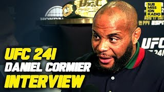"Daniel Cormier: UFC 241 ""Could Be The Last Time"" I Fight, Talks Stipe Miocic, Jon Jones Trilogy"