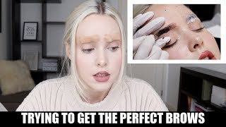 I Tried Microblading in Hong Kong & This Happened..