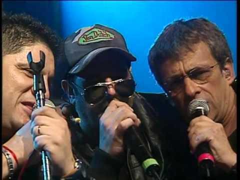 Los Auténticos Decadentes video La guitarra - CM Vivo 2007