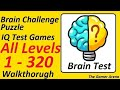 Brain Challenge Puzzle Test My Iq Games All Levels 1 32
