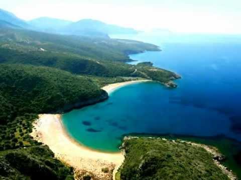 Οι παραλίες της Χαλκιδικής