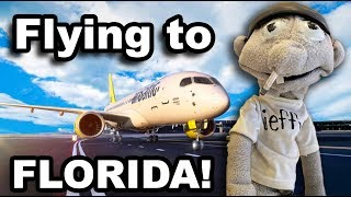 SML Depressed jeffy Goes On An Airplane!!